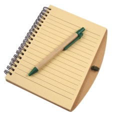 Recycle-Paper-Note-Book-Note-Pad-With-Pen-HM-095-